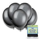 more details on Phantom Black 12 Inch Premium Balloons - Pack of 50.