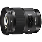 more details on Sigma 50mm f/1.4 DG A HSM Lens - Nikon Fit.