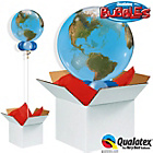 more details on Planet Earth Bubble Balloon in a Box.