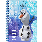 more details on Frozen Olaf Spiral Notebook.