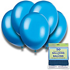 more details on Navy Blue 12 Inch Premium Balloons - Pack of 50.