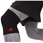 more details on Adidas Knee Support Medium - Black and Red.
