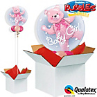 more details on Baby Pink Bear Double Bubble Balloon in a Box.