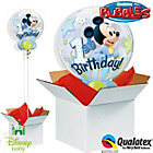 more details on Mickey Mouse 1st Birthday Bubble Balloon in a Box.