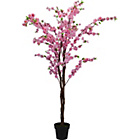 more details on Artificial 160cm Pink Blossom Tree.
