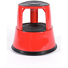 more details on Abru Kicksteps Step Stool - Red.