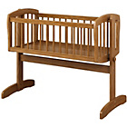 more details on Kub Vagga Swinging Crib - Dark.