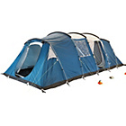 more details on Trespass Go Further 8 Man 4 Room Family Tent.
