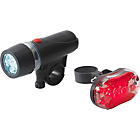 more details on Uni-Com LED Bike Light Set Front & Rear.