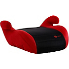more details on My Child Button Booster Seat - Red.