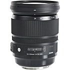more details on Sigma 24-105mm f/4.0 DG A OS HSM Lens.