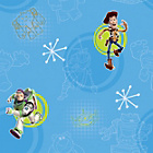 more details on Disney Toy Story 3 Wallpaper Sample - Multicoloured.