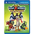 more details on Invizimals: The Resistance PS VITA Game.