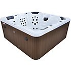 more details on Blue Whale Spa Oceanside 32 Amp 5 Person Spa with Bluetooth.
