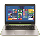 more details on HP Stream 14-z001na 2GB 32GB 14 Inch Laptop - Green.