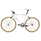 more details on Chill Bike 48cm with Bronze Rim - White.