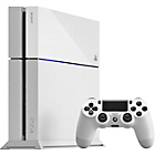 more details on Sony PS4 Console with 500GB Hard Drive - White.