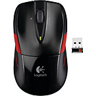 more details on Logitech M525 Wireless Mouse - Black.