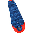 more details on Trespass 300GSM Single Mummy Sleeping Bag.