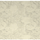 more details on Fresco Wallpaper - Map Cream.
