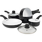 more details on Russell Hobbs 5 piece Ceramic Coated Pan Set.