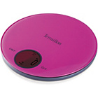 more details on Terraillon Halo Glass 5Kg Electronic Scale - Pink.