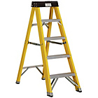 more details on Abru 5 Tread Fibreglass Step Ladder.