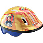 more details on Fireman Sam 48-52cm Bike Helmet - Yellow.