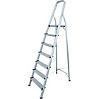 more details on Builder's Brand Step Ladder - 7 Tread.