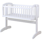 more details on Kub Vagga Swinging Crib - White.