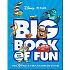 more details on Disney Pixar Big Book of Fun.