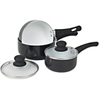 more details on Russell Hobbs 3 Piece Ceramic Coated Pan Set.