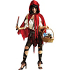 more details on Halloween Little Dead Riding Hood Costume - Size 10-12.