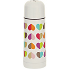 more details on Beau and Elliot Confetti 350ml Vacuum Flask- Multicoloured.