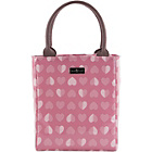 more details on Beau and Elliot Confetti Insulated Lunch Tote - Pink.