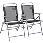 more details on Argos Folding Chairs - Set of 2.