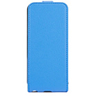 more details on Xqisit Flipcover for iPhone 5S - Blue.