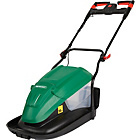 more details on Qualcast Electric Hover Lawnmower - 1700W.