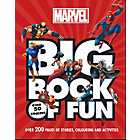 more details on Marvel Big Book of Fun.