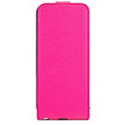 more details on Xqisit Flipcover for iPhone 5S - Pink.