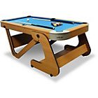 more details on Riley 6ft 6inch Folding Pool Table.
