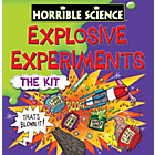 more details on Horrible Sciences Explosive Experiments.
