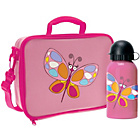 more details on Hungry Jungle Butterfly Lunch Bag and Bottle.