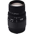 more details on Sigma 70-300mm f/4-5.6 DG Macro Lens - Sony Fit.