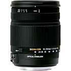 more details on Sigma 18-250mm f/3.5-6.3 DC OS Macro Stabilised Canon Lens.