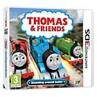 more details on Thomas and Friends Steaming Around Sodor - 3DS.