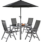 more details on Malibu 4 Seater Patio Set - Express Delivery.