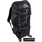 more details on Highlander Starav 45L Rucksack - Black and Blue.