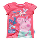 more details on Peppa Pig Girls' Butterfly T‑Shirt.