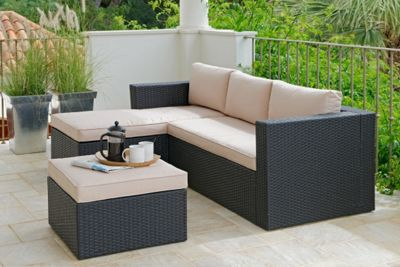 Buy Heart Of House Argenta Rattan Effect Day Sofa At Argos